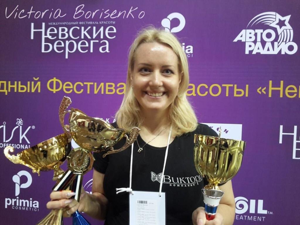 Невские Берега, сентябрь 2015. Уверенная победа!